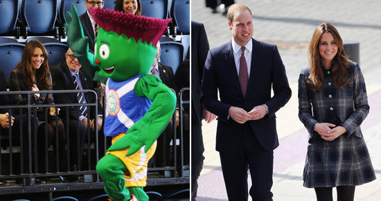 Video: Will and Kate's Busy Scottish Day, a New Role For Brad, and More Headlines