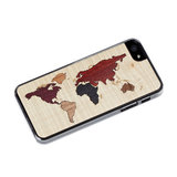 World maps get an upgrade with this cool  iPhone case ($29) made from 100 percent natural wood.