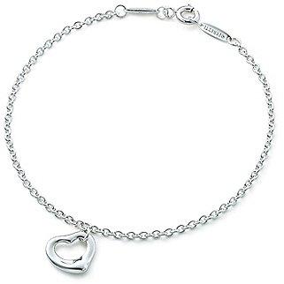 Elsa Peretti® Open Heart bracelet