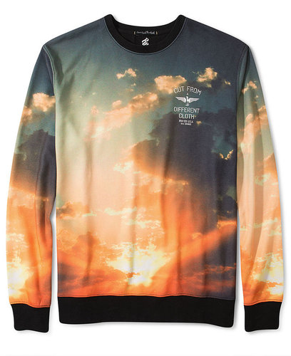 Rocawear Sweatshirt, Sunset Crew Sweatshirt