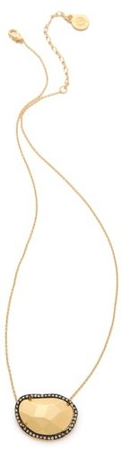 House of harlow 1960 Sahara Sand Pendant Necklace