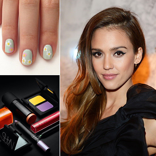 Your Top Pins of the Week: Easy Hair Ideas and Pastel Nail Art