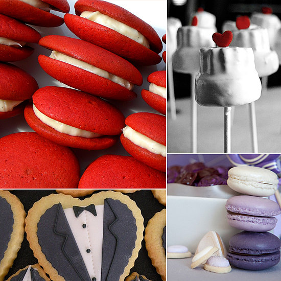 Wedding Desserts to Try in Lieu of a Wedding Cake