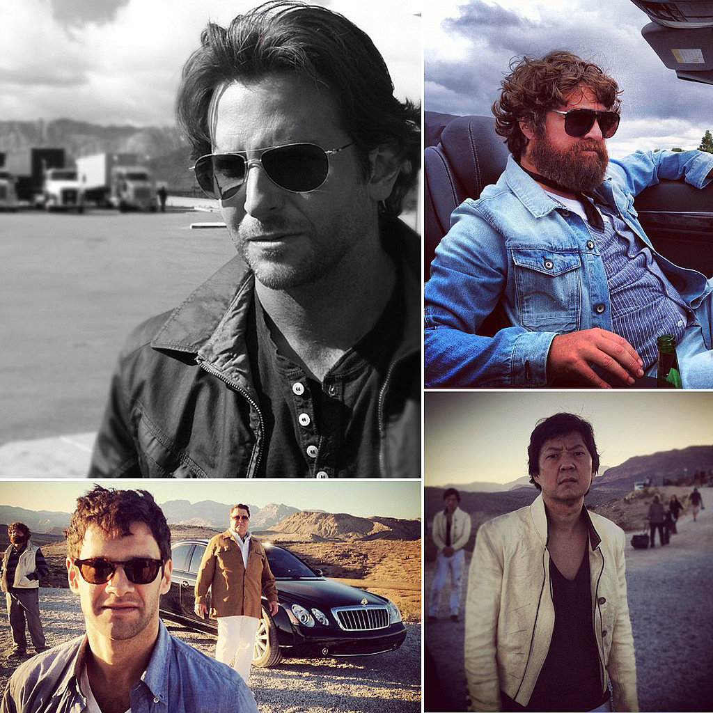 See the Hangover Part III Instagram Diary