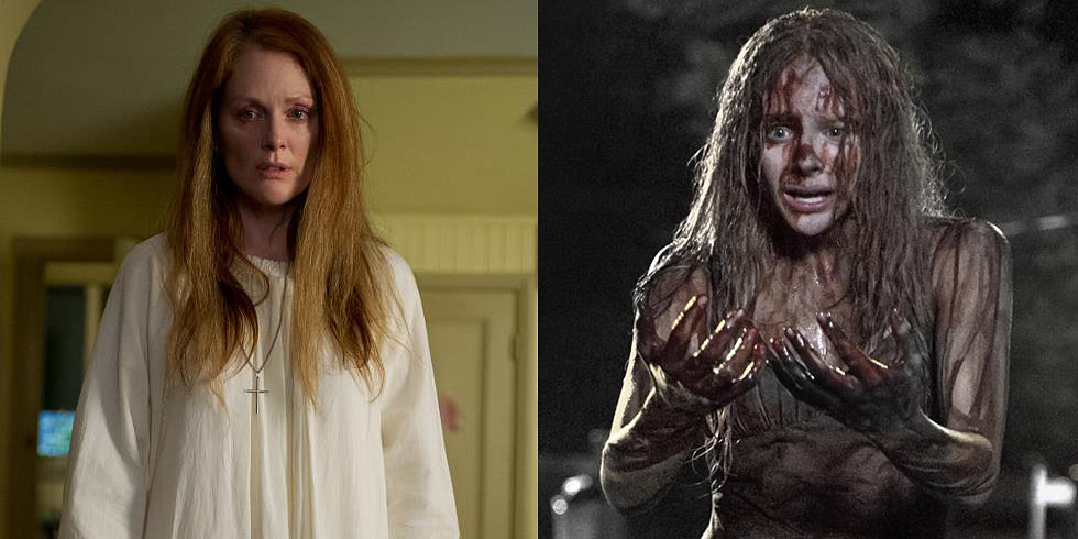 Carrie Trailer: Chloë Moretz Has Teenager Problems, and Also Telekinesis