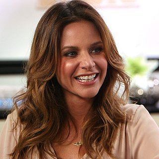 Jessalyn Gilsig Vikings Interview (Video)