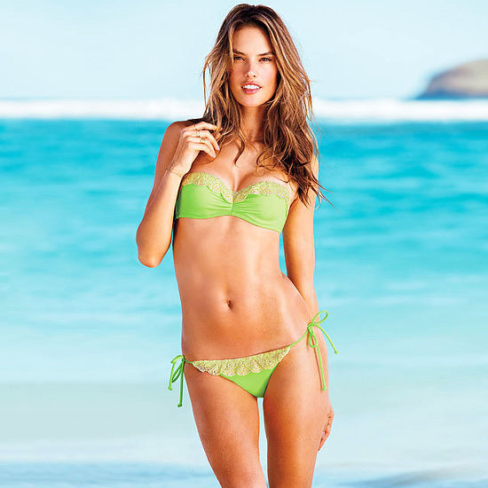 The third issue of Victoria's Secret's swim catalog has arrived — and it's sexier than ever.