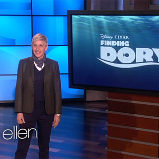 Celeb, Fashion, Health & Beauty News: Ellen, Finding Dory