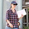 Jennifer Garner Takes Her Kids to Karate | Photos