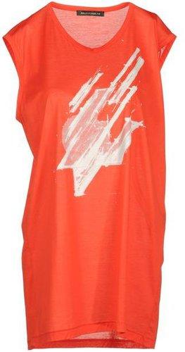 BALENCIAGA Sleeveless t-shirt