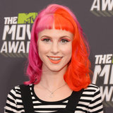 Haley Williams Hair | MTV Movie Awards 2013