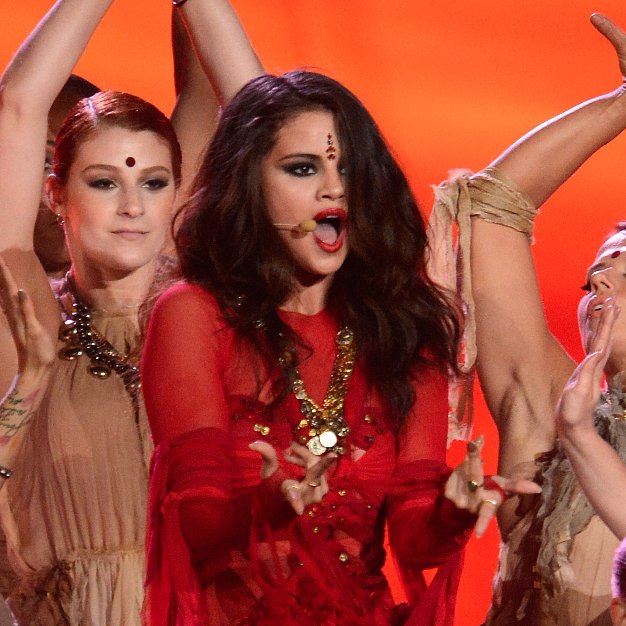 Selena Gomez Performance Hair | MTV Movie Awards 2013