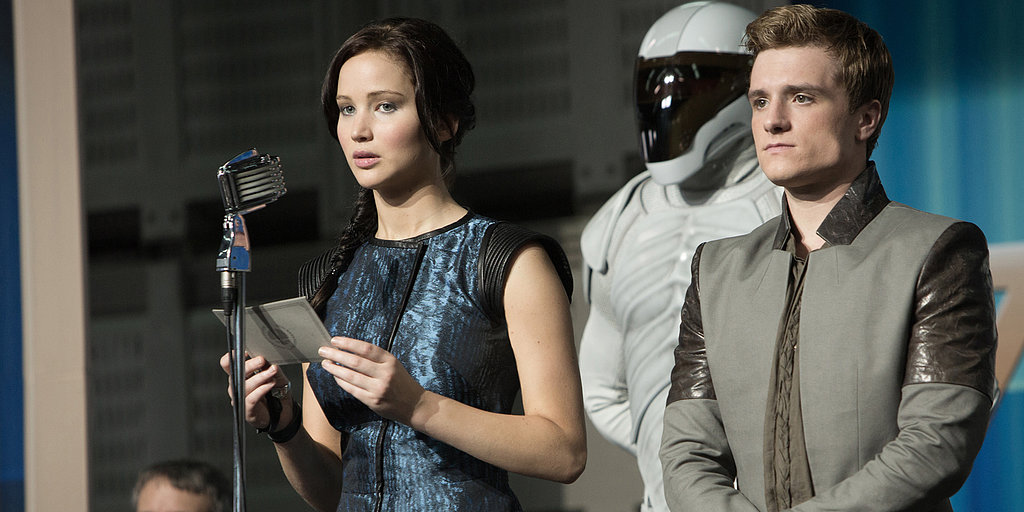 Catching Fire Teaser: Katniss and Peeta Are Back!