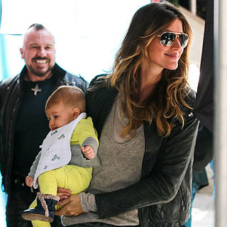 Gisele Bundchen and Tom Brady in NYC With Kids | Pictures