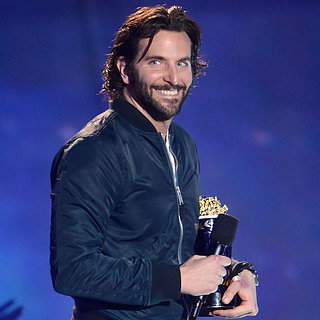Bradley Cooper at the MTV Movie Awards 2013