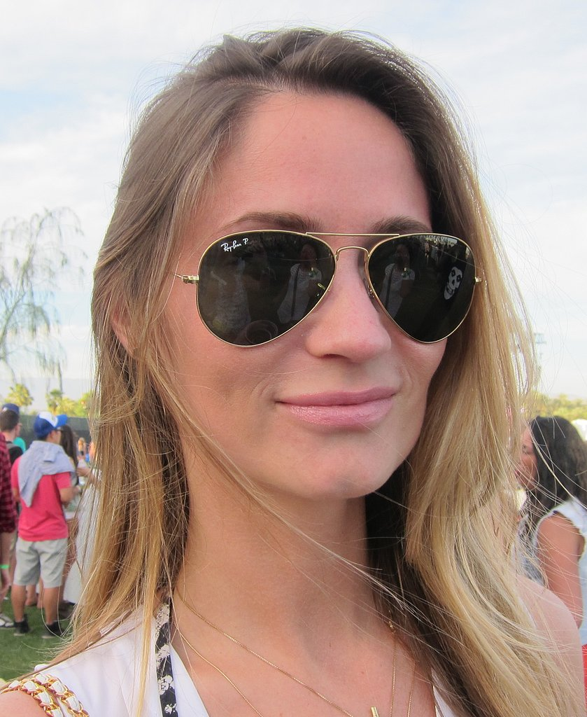 Ray-Ban aviators are a classic that we can never get enough of.