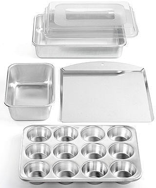 Nordicware Commercial Bakeware, 5 Piece Set