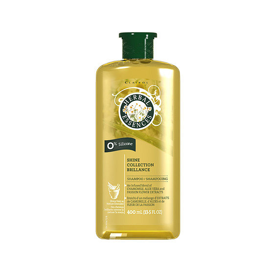 "A classic is always in style, and that's why we're obsessing over the newly rereleased Herbal Essences Shine Collection Shampoo ($5). From the ""vintage"" packaging to the original scent, we're having a totally organic experience."
