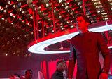Chris Pine in Star Trek Into Darkness.