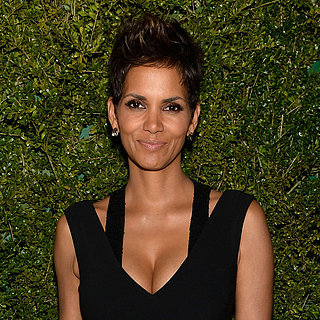 Pregnant Halle Berry's Baby Bump in NYC | Photos