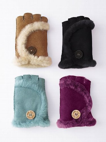 UGG® Australia Mini Bailey Fingerless Gloves