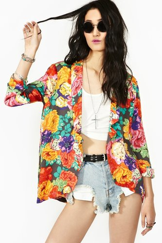 Chelsea Floral Blazer