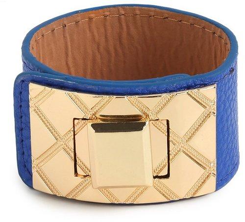 Cobalt Quilt Belt Wrap