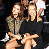 2013 MBFWA Front Row Celebrity Pictures Day 1