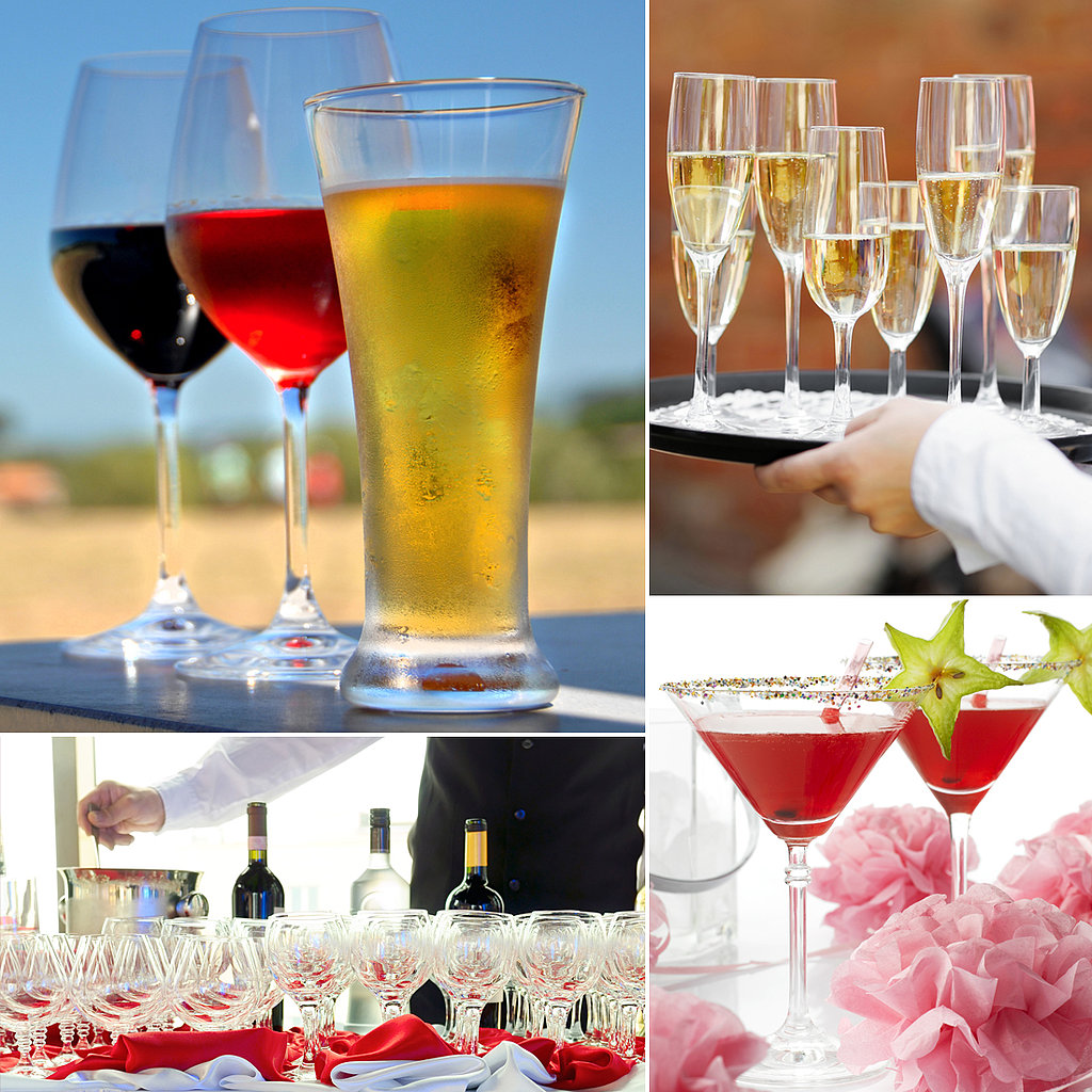 Drinking at Weddings: Where Do You Stand?
