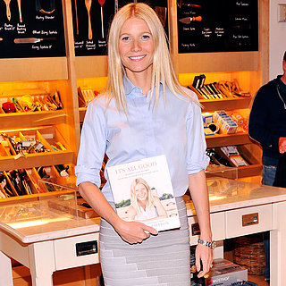 Gwyneth Paltrow mit neuem Kochbuch in New York