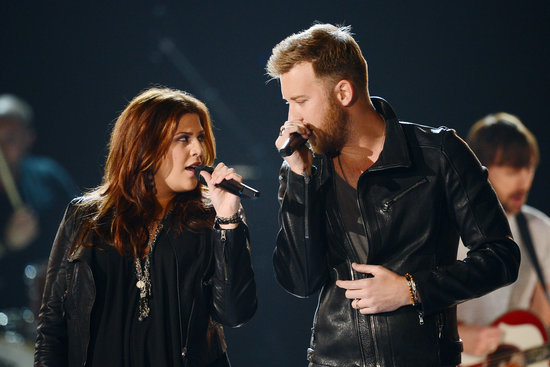 Lady Antebellum performed a new song.