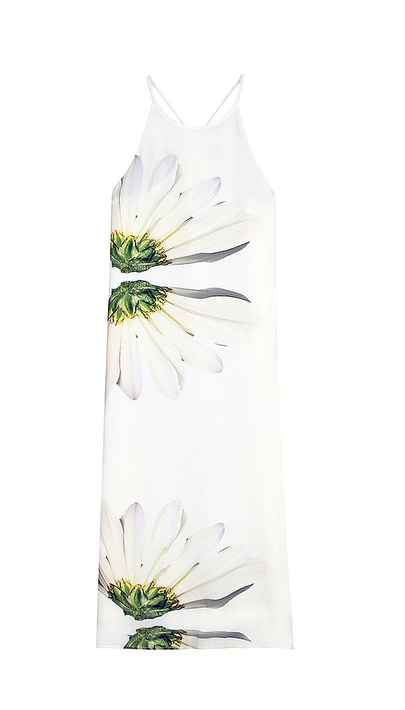 Summer sophistication comes easy with this Tibi Emme Halter Dress ($465). Just add a great pair of strappy heels.