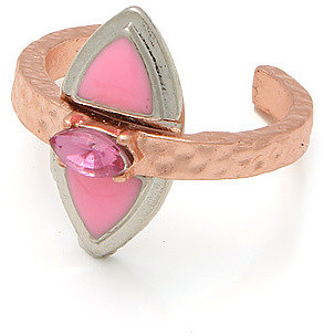 8 Other Reasons The Third Eye Cocktail Ring in 14K Rose Gold
