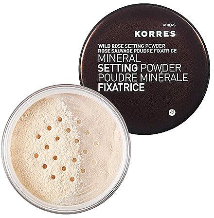 Korres Wild Rose Mineral Setting Powder