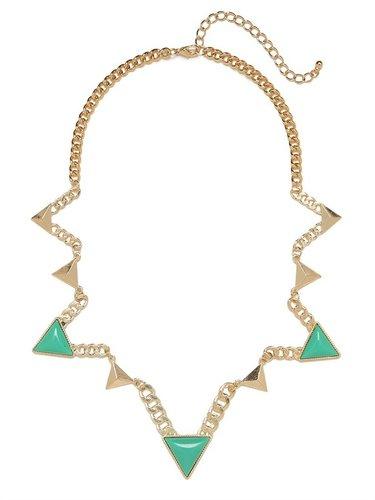 Zigzag Triad Collar