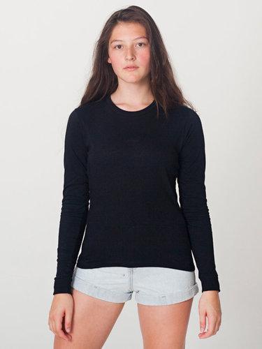 Fine Jersey Long Sleeve T