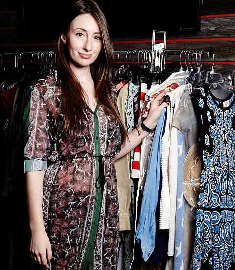 Inside Her Suitcase: Jenny Fuchs, Shopbop Fashion Buyer