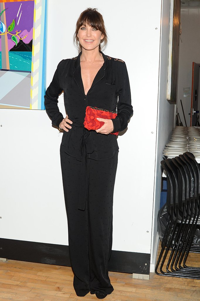 Tamara Mellon at New York Academy of Art's Tribeca Ball in New York. Photo: Billy Farrell/BFAnyc.com