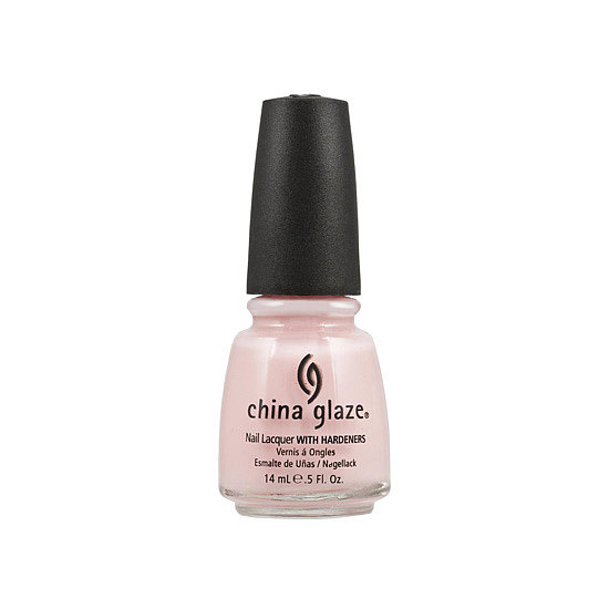 One coat of China Glaze Nail Lacquer in Innocence ($8) leaves your nails looking like a better version of themselves. You can always layer on more for a sweet pink tone.
