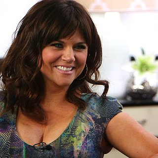Tiffani Thiessen Interview April 2013 (Video)