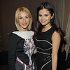 Selena Gomez and Julianne Hough at London Show Rooms Event