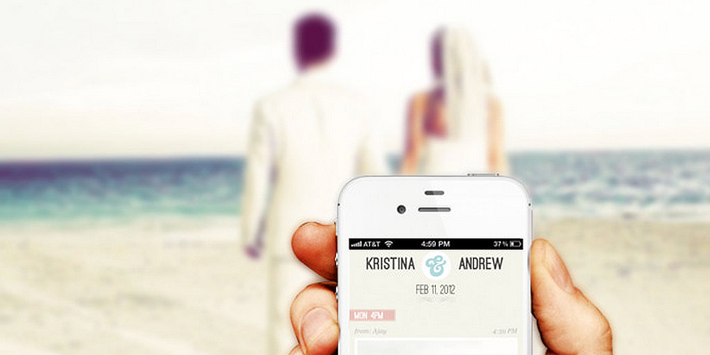 Download of the Day: Wedding Party App