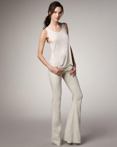 Theyskens' Theory Wide-Leg Jeans