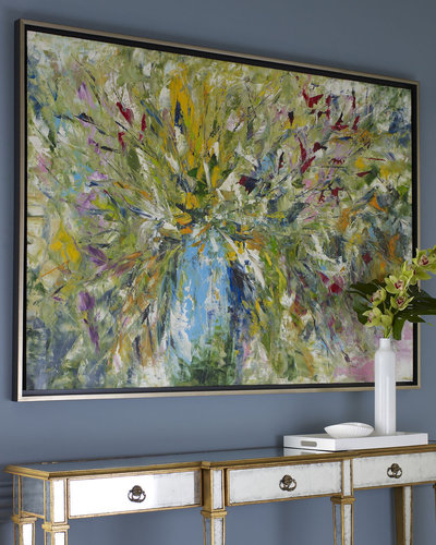 "John-Richard Collection Jinlu ""Jinlu"" Abstract Art"
