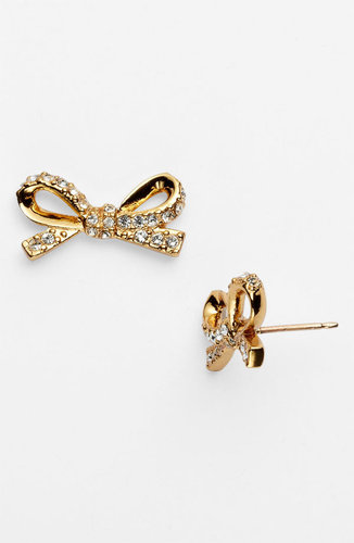 Kate Spade New York &#039;skinny Mini&#039; Bow Stud Earrings