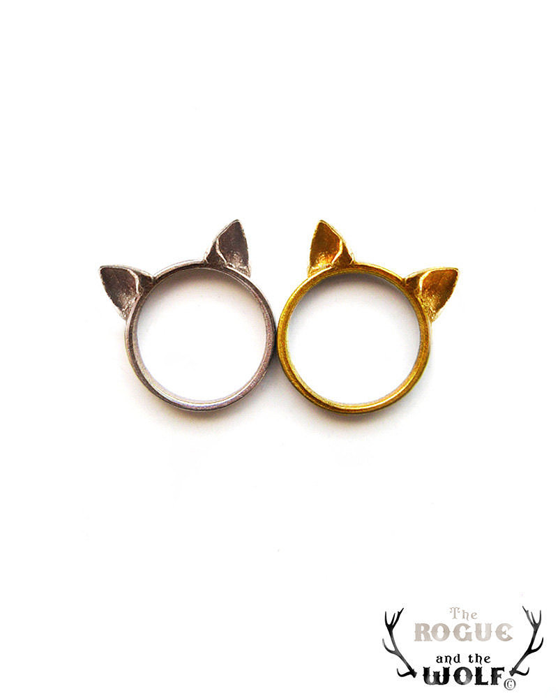 Cat Ears Ring ($40)