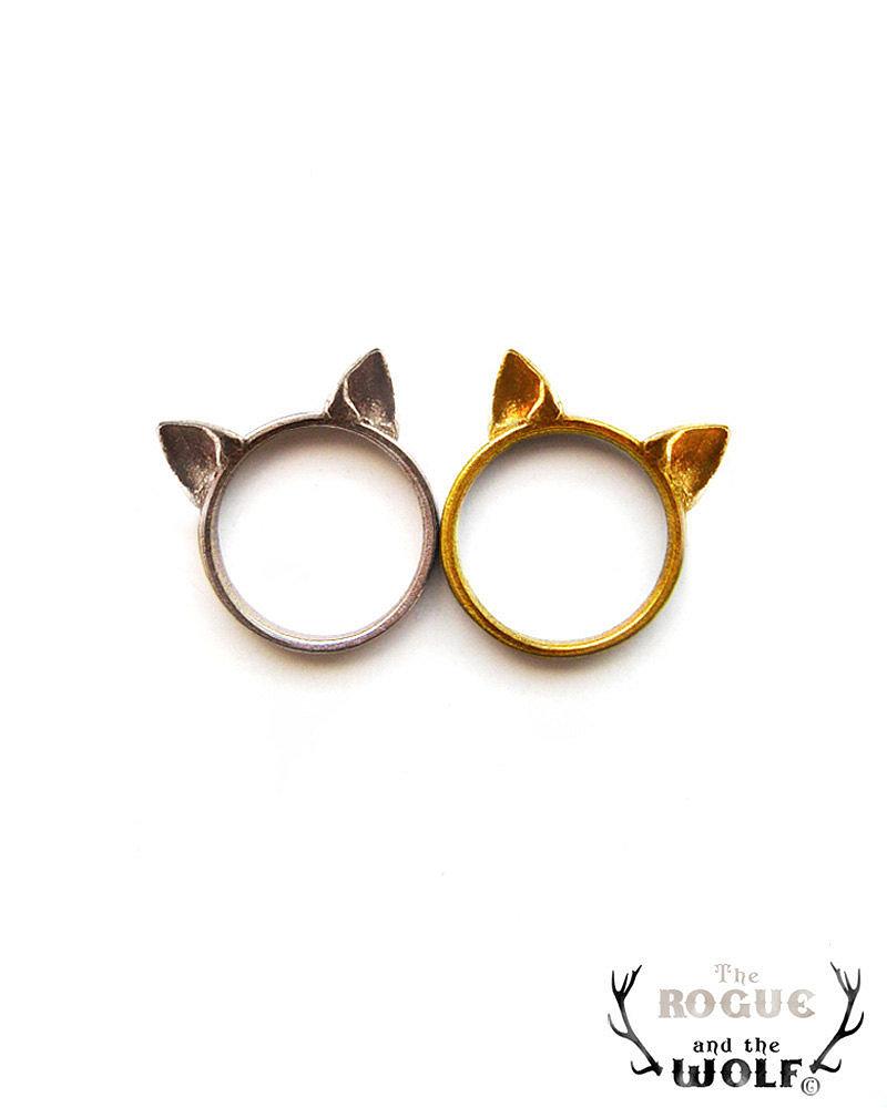 Cat Ears Ring ($40)