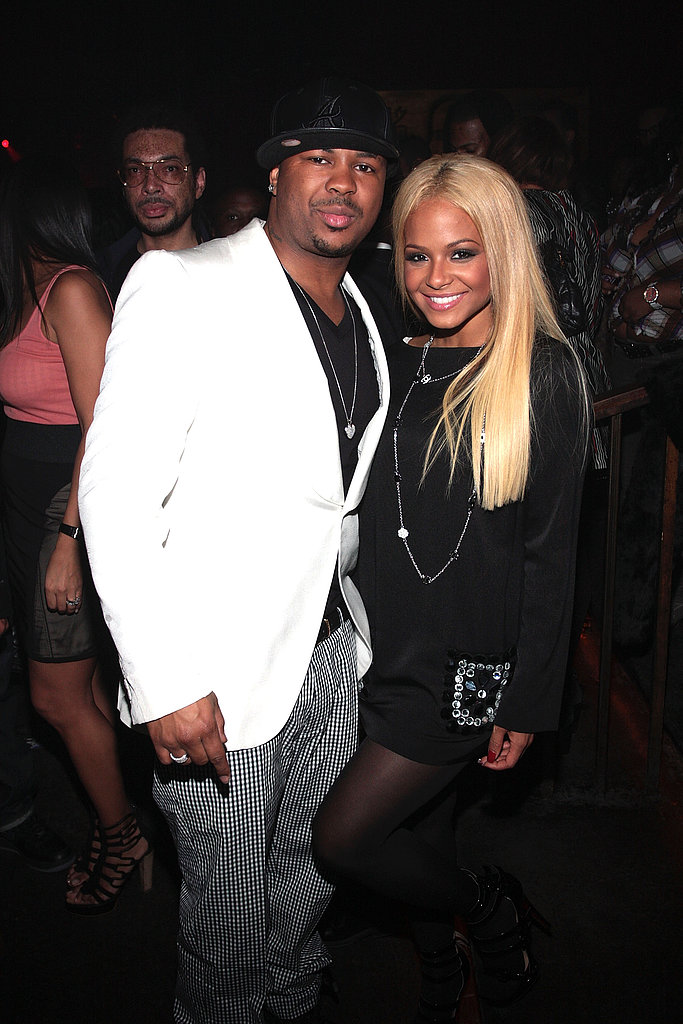The-Dream and Christina Milian