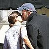 Ben Affleck and Jennifer Garner Kiss | Photos