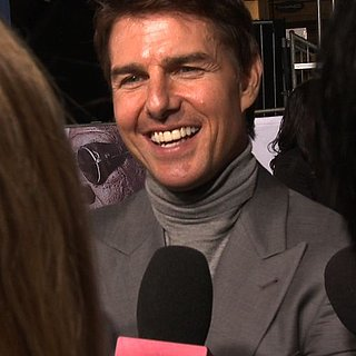 Tom Cruise Interview at the Oblivion Premiere (Video)